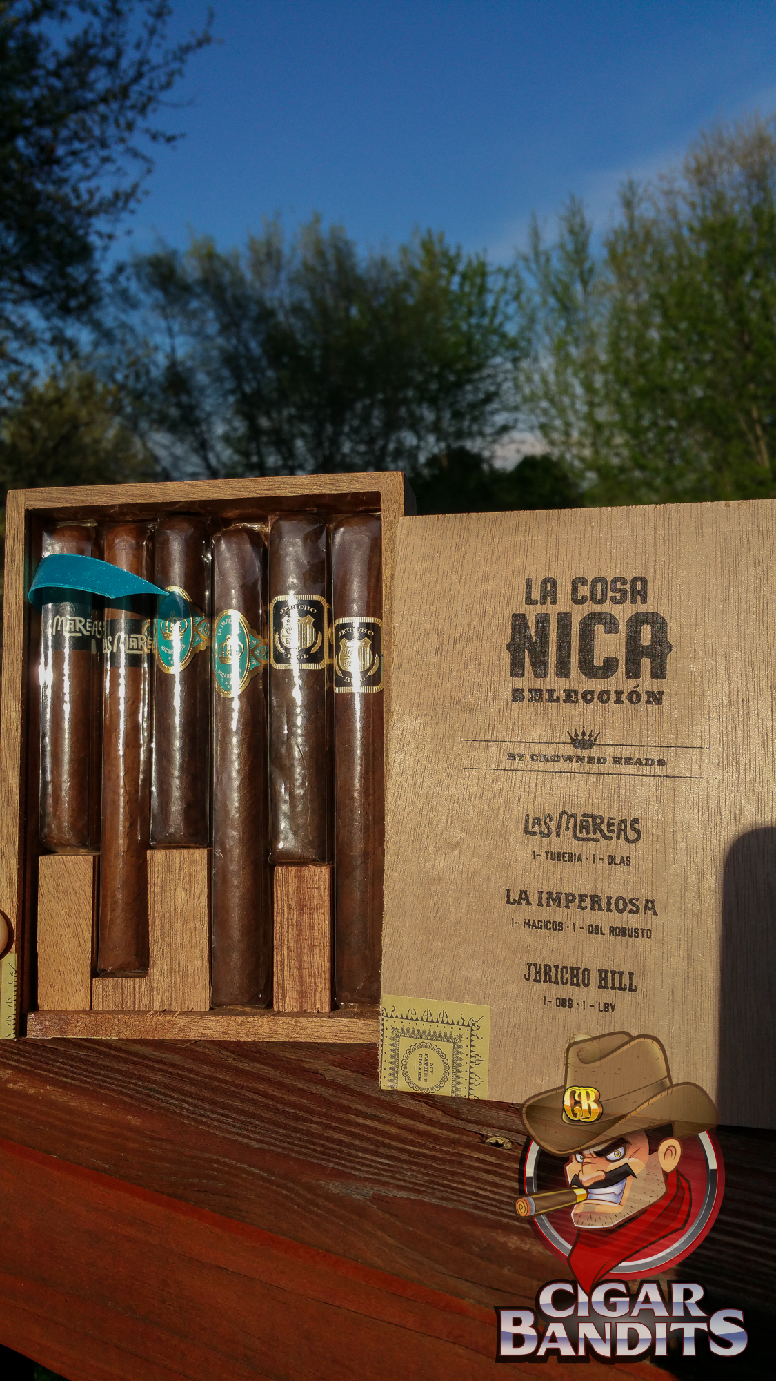 Crowned Heads La Cosa Nica Seleccion