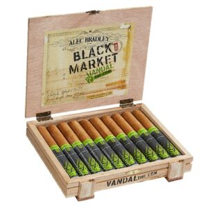 Alec Bradley Black Market Vandal 'The Con' Available at Cigar Bandits
